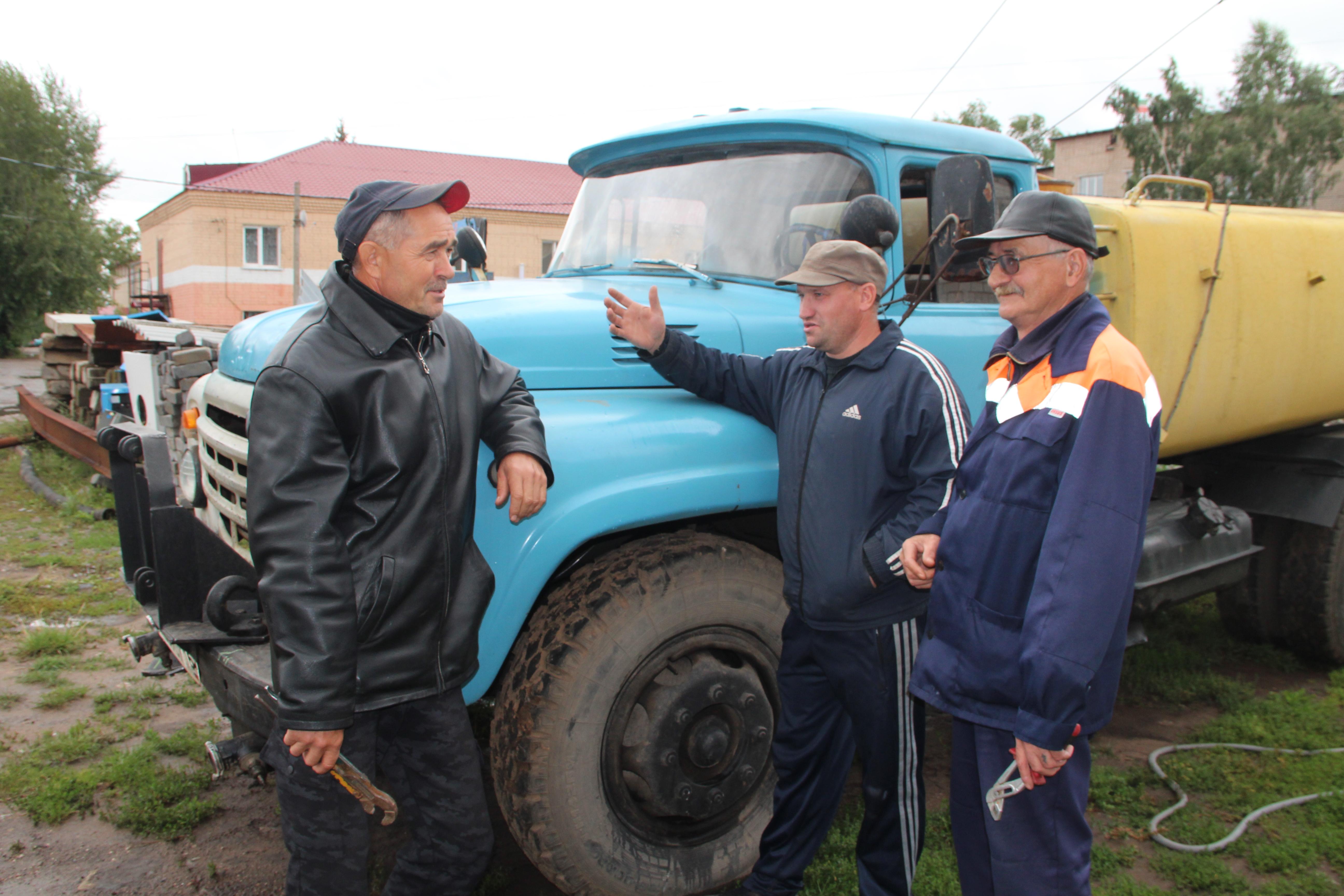 Спасские коммунальщики неплохо подготовились к отопительному сезону