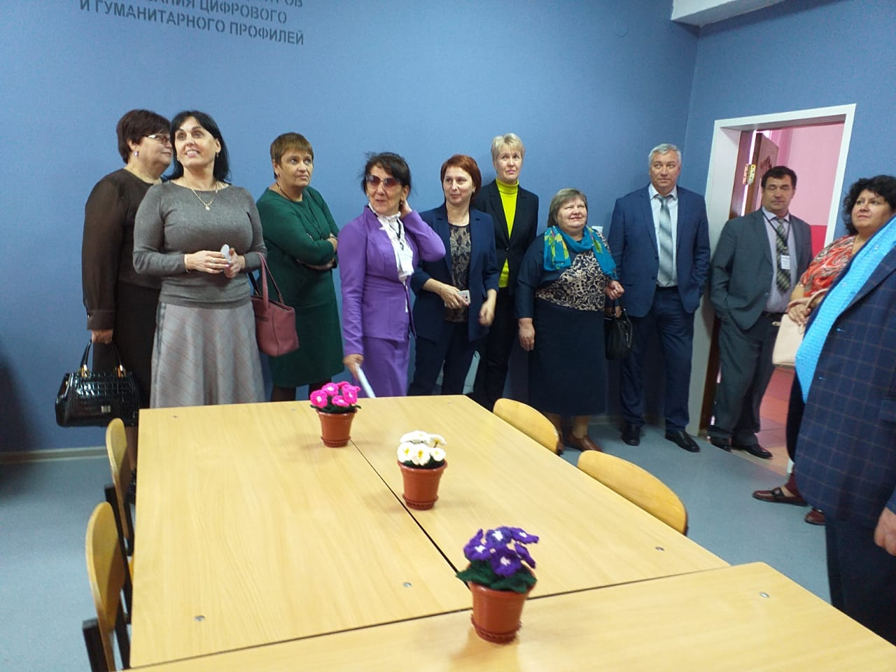 В Спасском районе открылся новый центр образования
