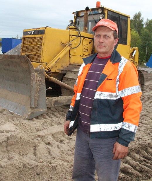 В Спасском районе ведется ремонт участка автодороги «Болгар—Танкеевка»