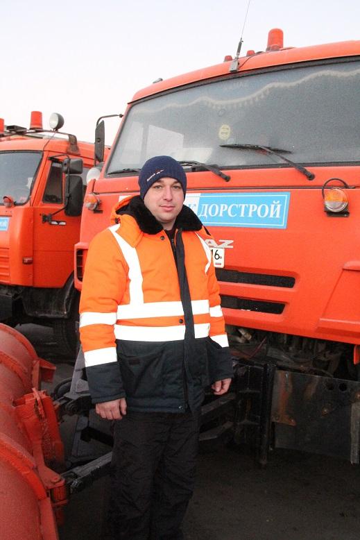 Спасские дорожники к зиме готовы