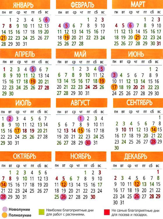 Посевной календарь на апрель 2019 года поможет определить благоприятные и неблагоприятные дни для садовода и огородники