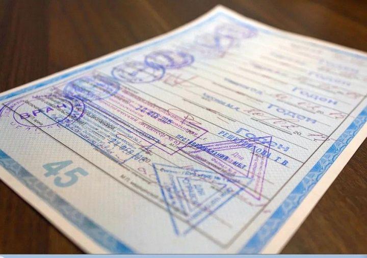 Мед справку для водительских прав в Москве Таганский купить